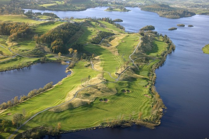 Aerial Shot of Concra Wood Golf & Country Club-web - MONAGHAN BUSINESS